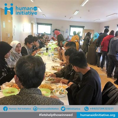 Fundraising Event: Indonesian Buffet for Charity at Bristol