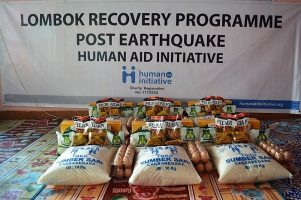 Food Packages for Lombok