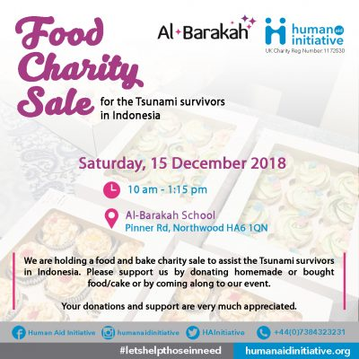 Al Barakah Food Charity Sale