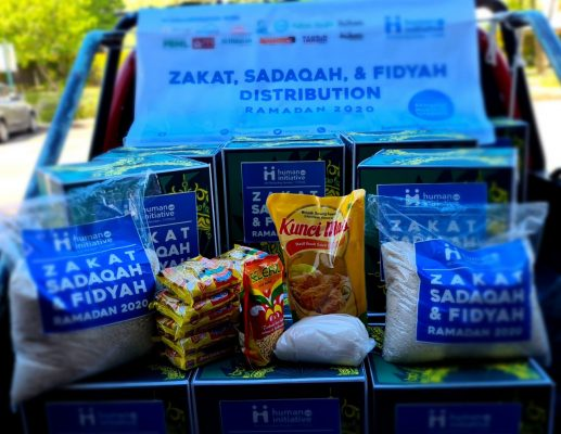 Zakat, Sadaqah and Fidyah - Second Distribution